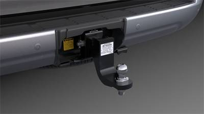 Towbar Tongue with Towball & Trailer Wiring Harness (sold separately)<SUP>[G6]</SUP>