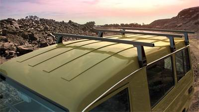 Heavy Duty Roof Racks (3rd Bar)