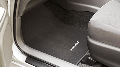 CARPET FLOOR MATS (FRONT AND REAR SET) [P4]
