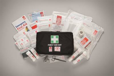 First Aid Kit - Family Motorist Kit