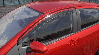 Front Weathershields