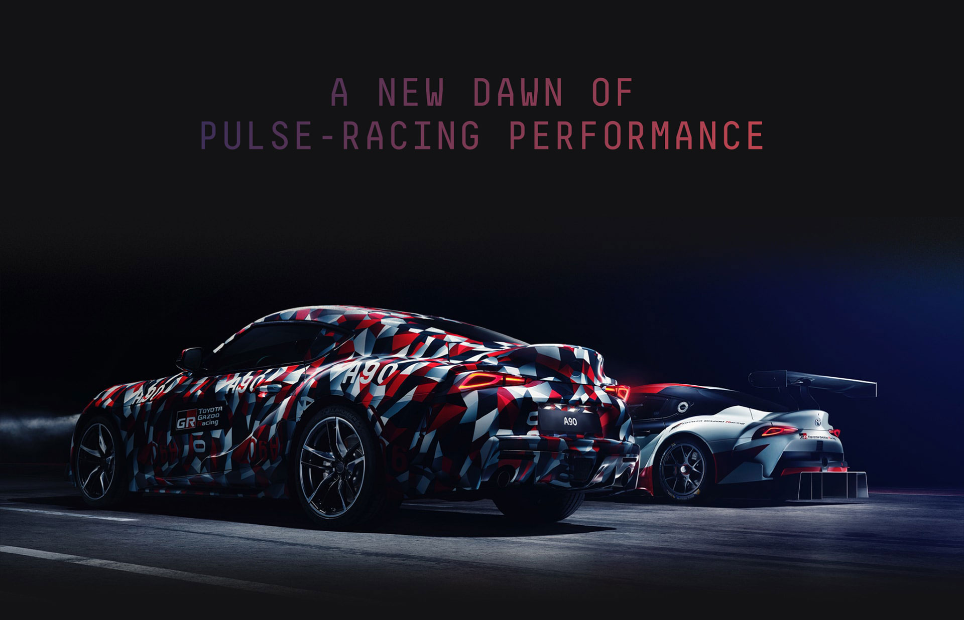 All-New Supra Hero