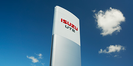 Isuzu UTE approved parts