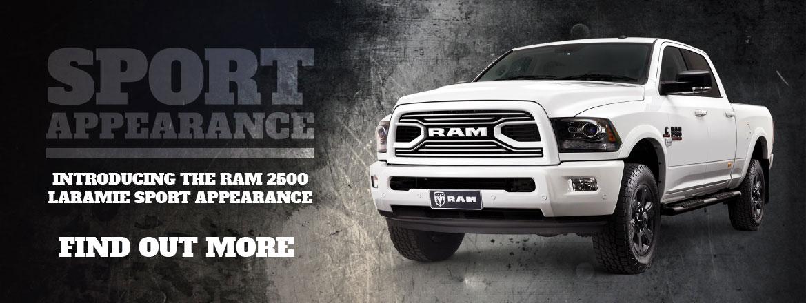 Laramie 2500 Sport Appearance