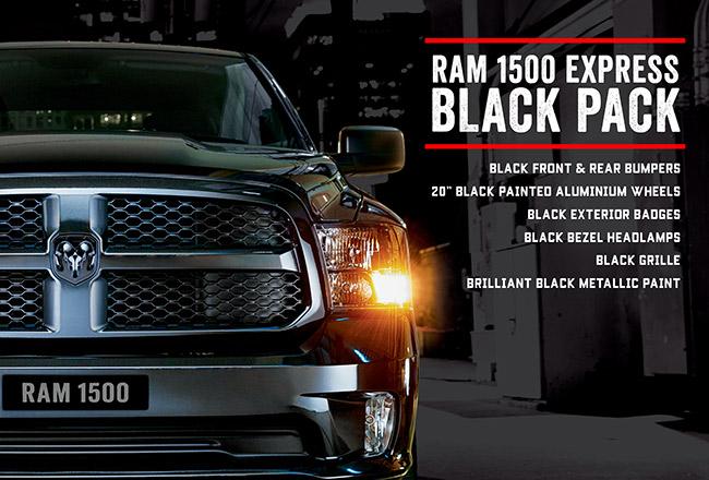 Ram 1500 Rambox Capability
