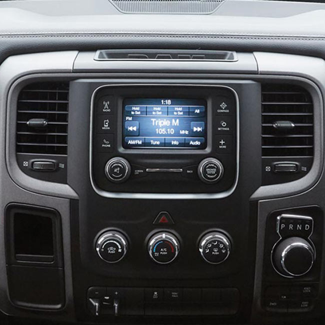 Ram 1500 Express Key Features Image