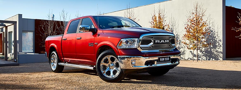 RAM 1500 Laramie Banner Image