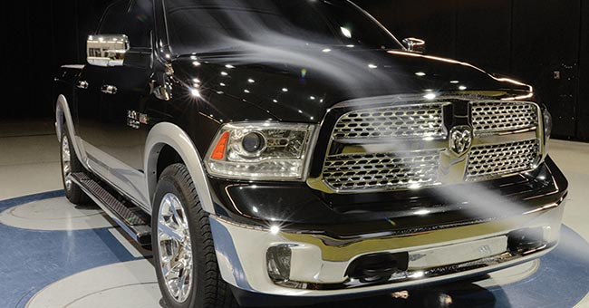 Ram 1500 Active Grille Shutters Fuel Efficiency