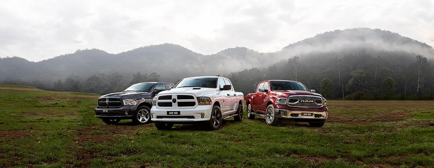 RAM 1500 Pickup Truck Range | Eats Utes for Breakfast | Ram Trucks Australia