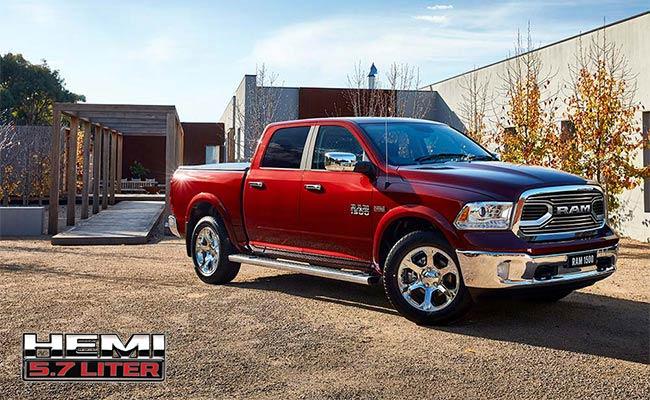 Ram 1500 Laramie V8 Hemi Pickup Truck |Eats Utes for Breakfast |Power & Towing |Ram Trucks Australia