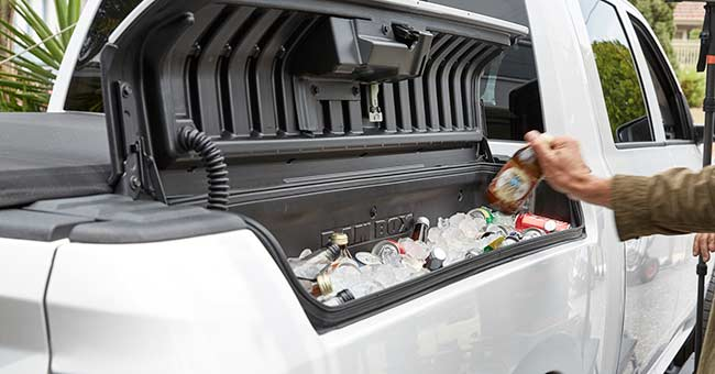 Ram 1500 Rambox Secure and Lockable
