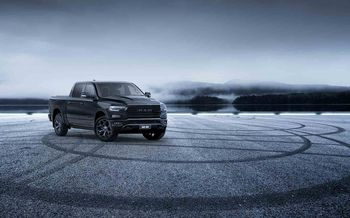 All-New 1500 Limited Crew Cab Gallery Image