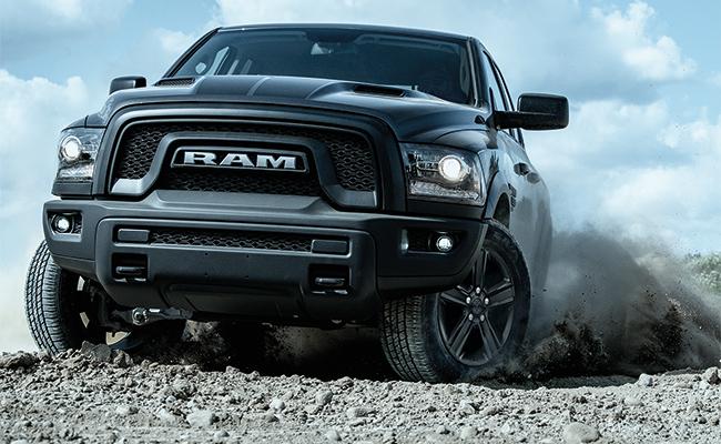 Ram 1500Grit