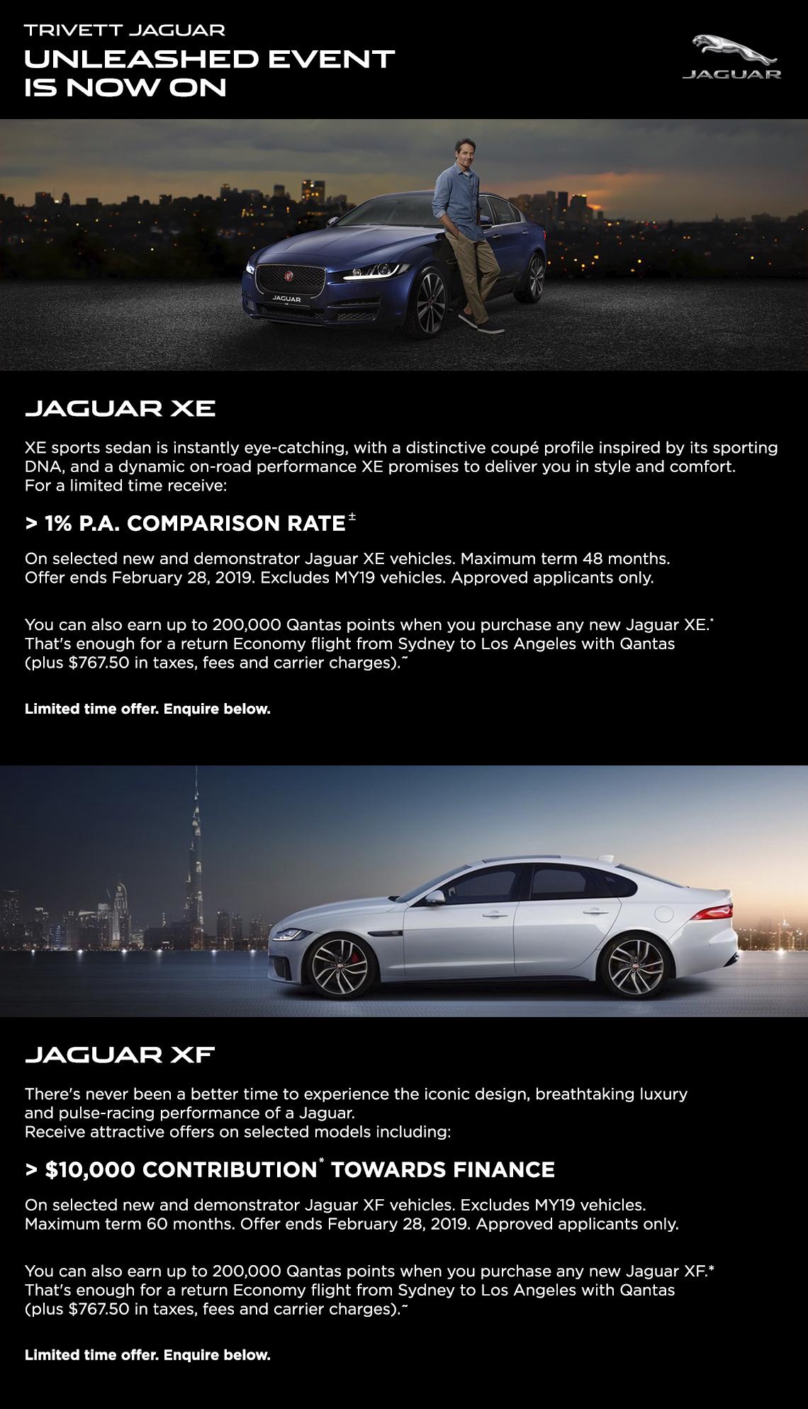 Jaguar-Offer