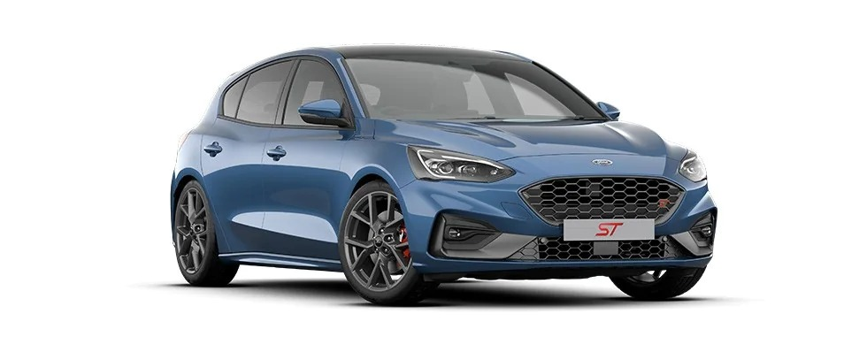 Ford Performance Blue