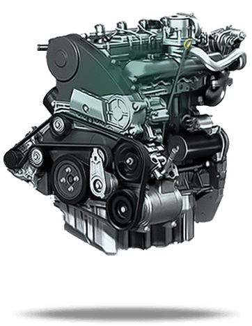 Steed diesel Engine and Transmission