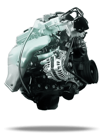 Steed petrol Engine and Transmission