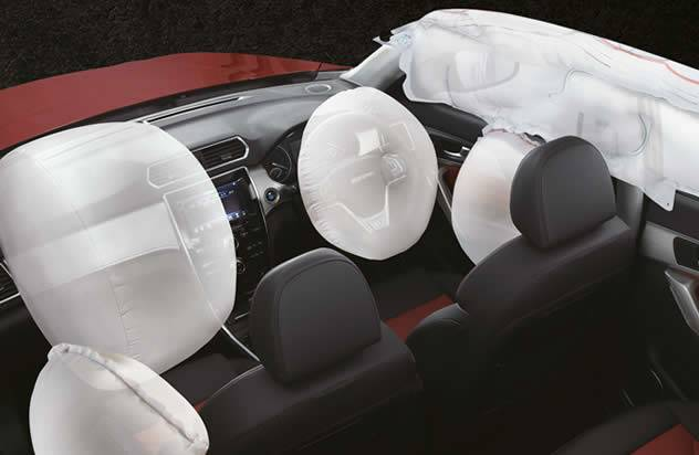 H2 Airbags