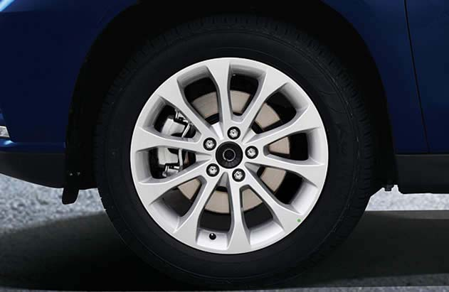 H2 Alloys Wheel