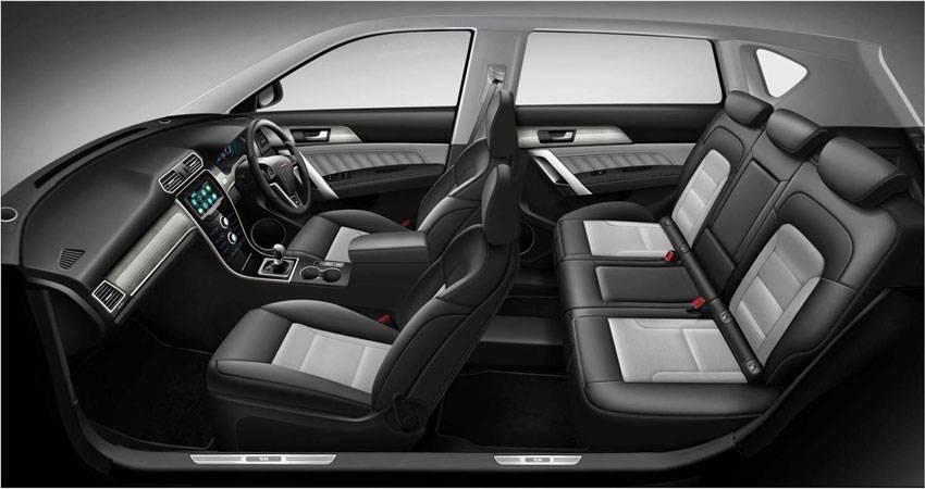 H2 Black-Grey Interior