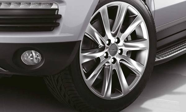 H8 Alloy Wheels