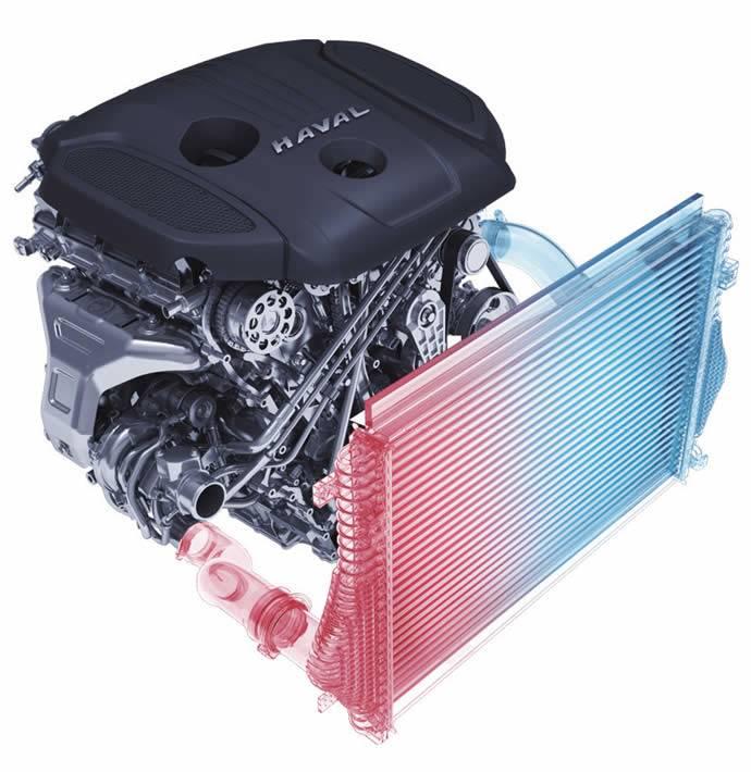 H8 Engine