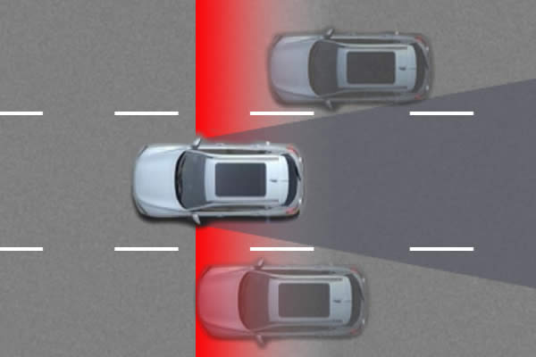 BLIND SPOT MONITORING (BSM)