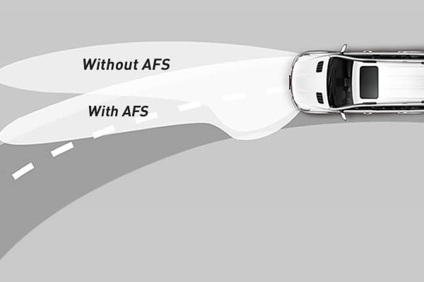ADAPTIVE FRONT LIGHTING (AFS)