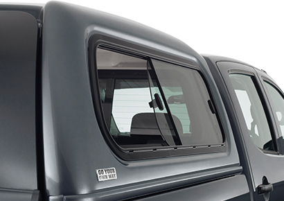 Canopy Sliding Window Option