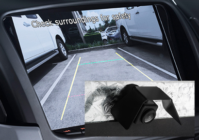 "Reversing Camera Compatible With 7"" Screen"