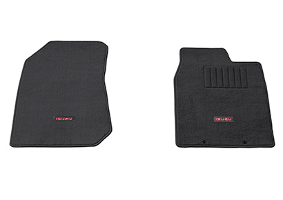 Carpet Floor Mats Set (Front Only)