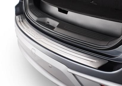Rear Bumper Scuff Plate