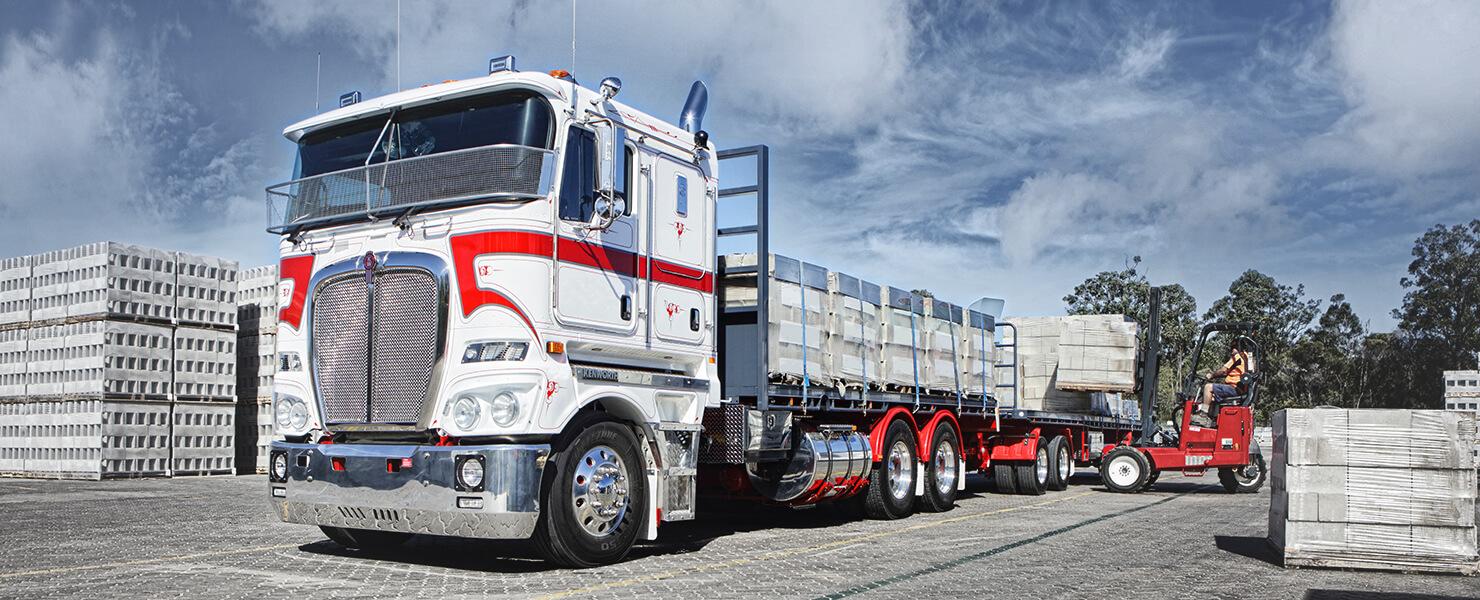 Kenworth K200 Truck