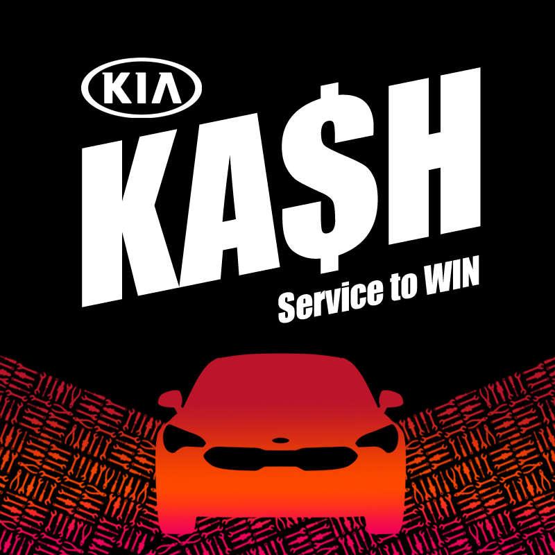 Kia-Kash Service