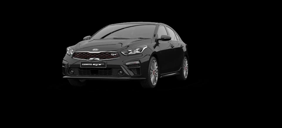 Cerato Sedan Aurora Black