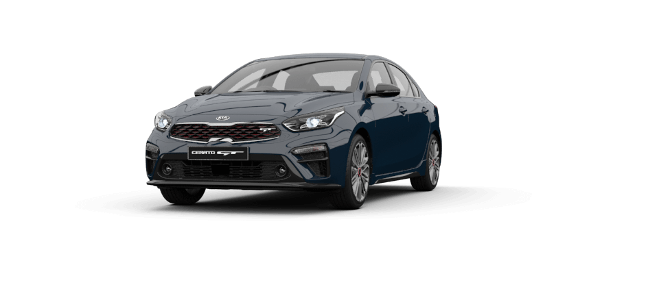 Cerato Sedan Gravity Blue