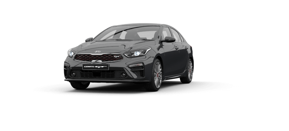 Cerato Sedan Platinum Graphite