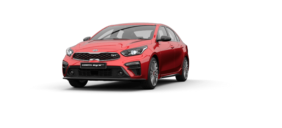 Cerato Sedan Runway Red