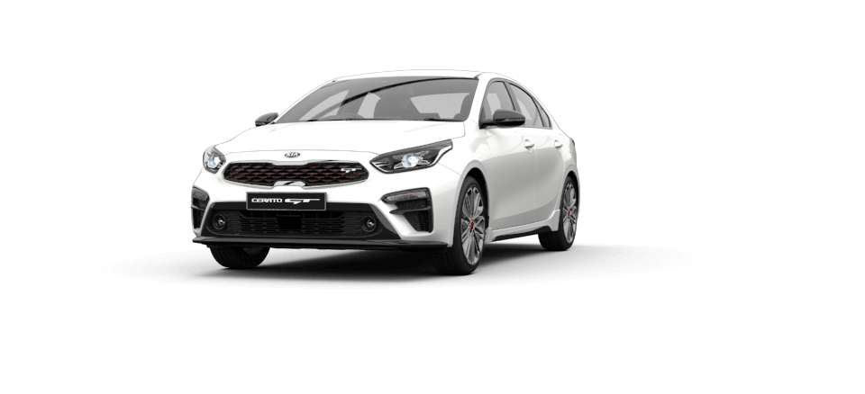 Cerato Sedan Snow White Pearl