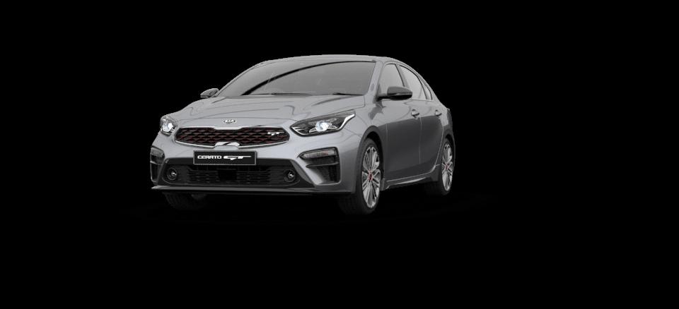 Cerato Sedan Steel Grey