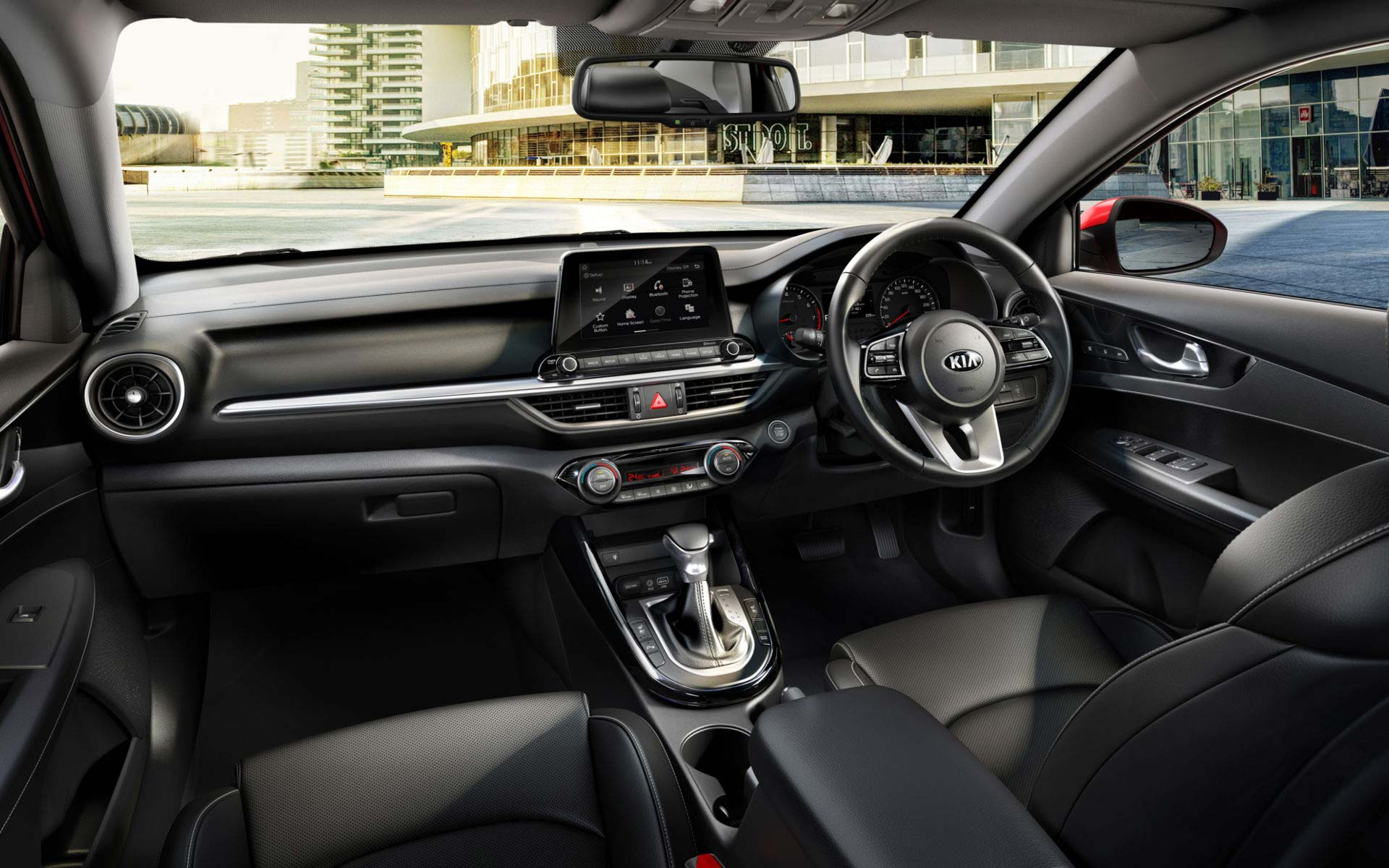 Cerato Sedan Interior