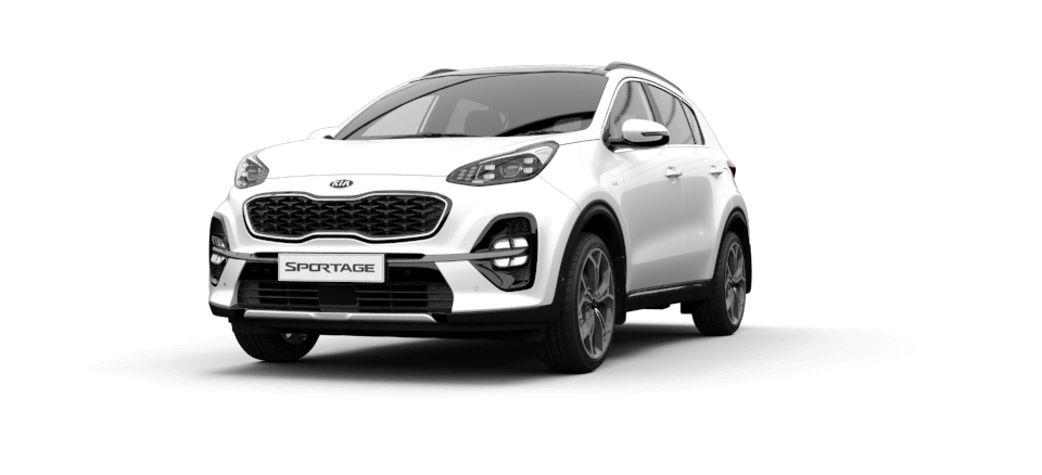 Sportage Clear White