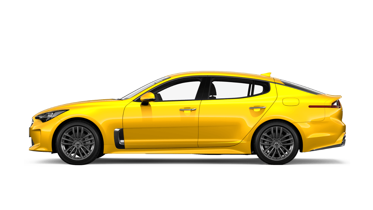 Stinger Sunset Yellow