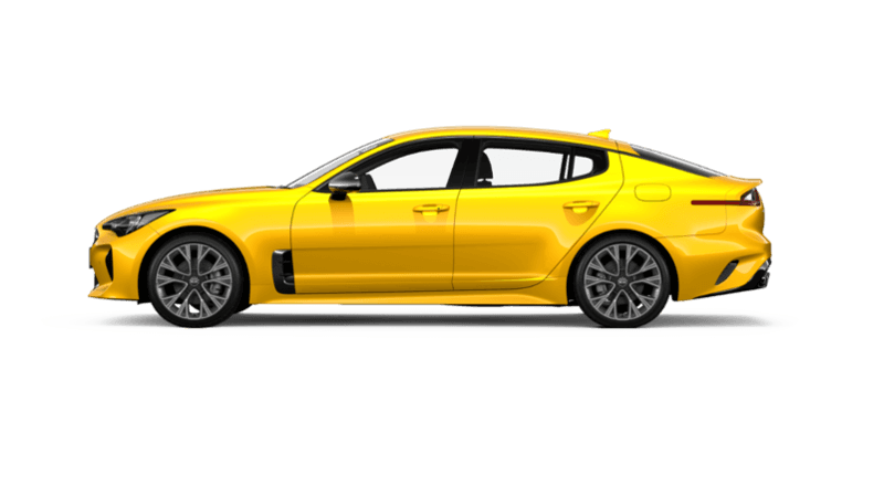 KIA ALL NEW STINGER
