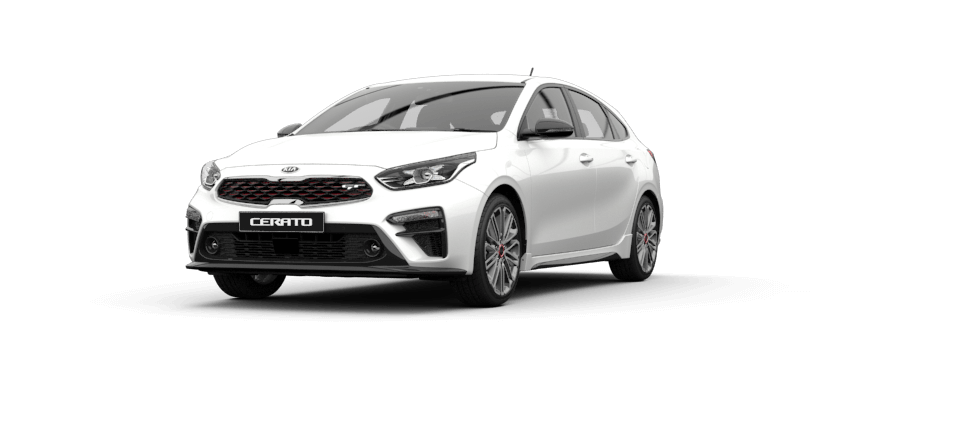 Cerato Hatch Clear White