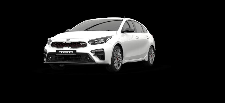 Cerato Hatch Clear White