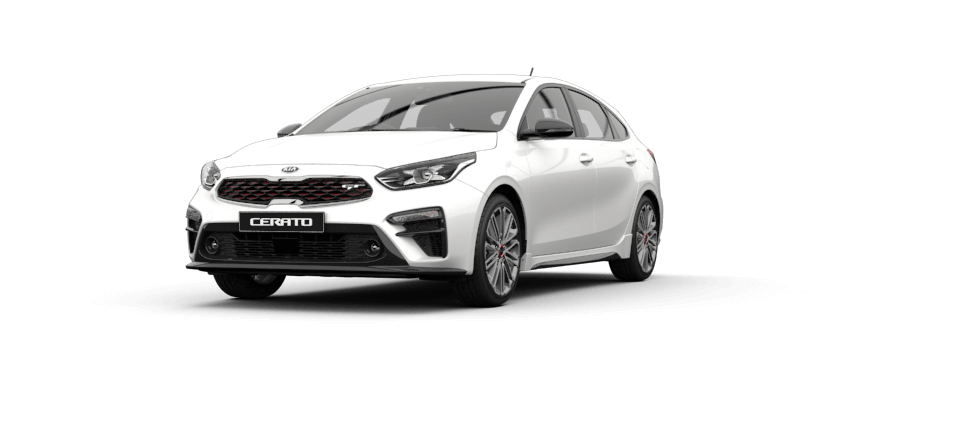 Cerato Hatch Snow White Pearl