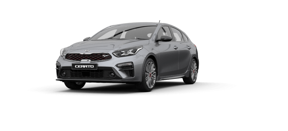 Cerato Hatch Steel Grey