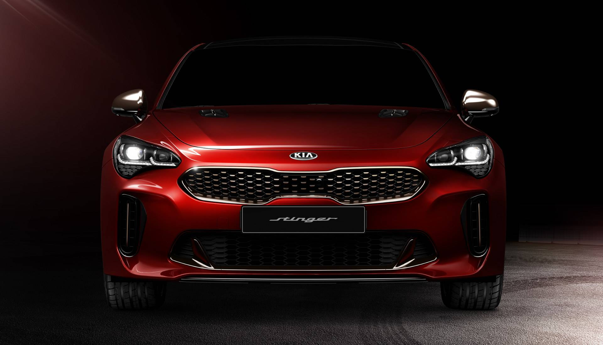 Stinger City Kia