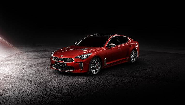 Kia Stinger New Gen Coupe Hyundai Genesis Forum